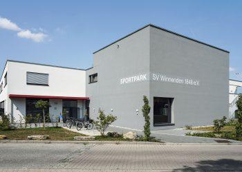 Sportpark SV Winnenden - Krämer Bau