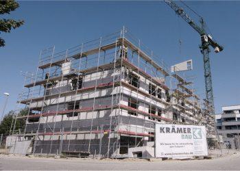 Mehrfamilienhaus Waiblingen - Krämer Bau