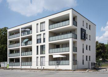Mehrfamilienhaus Schelmenholz - Krämer Bau