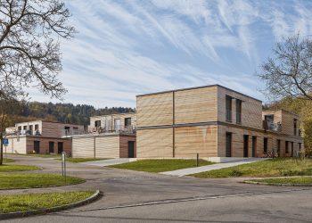 Flüchtlingsunterkunft Schelmenholz - Krämer Bau