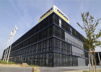 Kärcher Verwaltungsgebäude - Krämer Bau