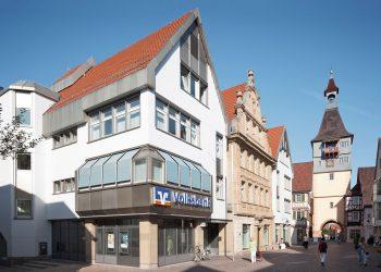 Volksbank Marktstraße - Krämer Bau
