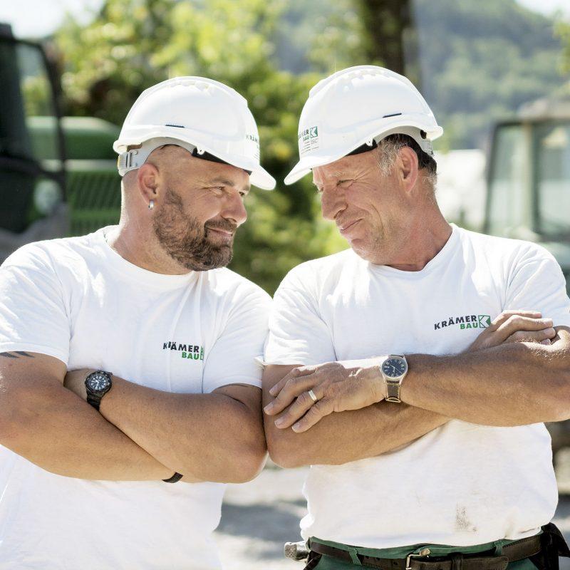 Krämer Bau - Karriere