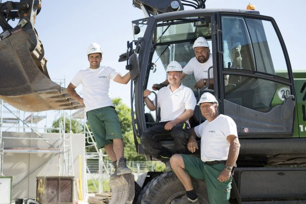 Krämer Bau - Familienunternehmen