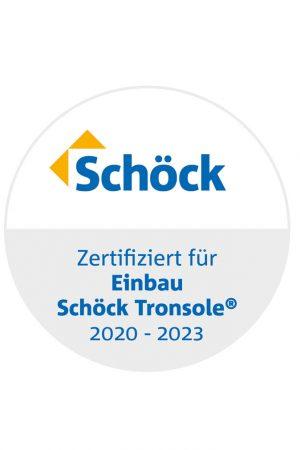 Schöck Tronsole Zertifizierung, Krämerbau Winnenden