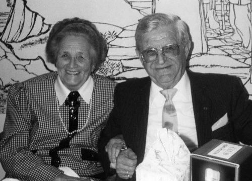 Trudl und Karl Krämer